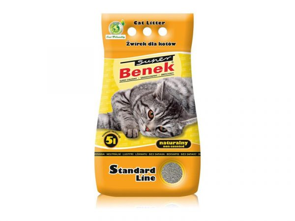 SUPER BENEK standard line naturalny