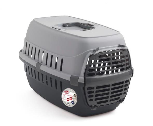 PET NOVA transporter dla psa lub kota szary