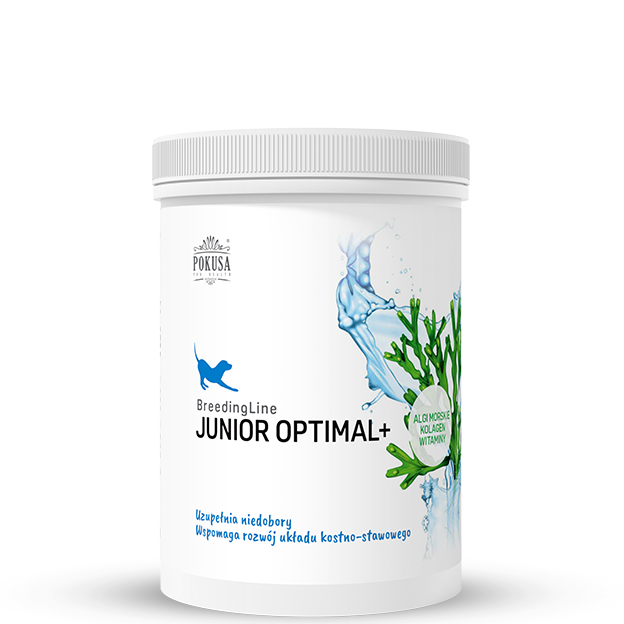POKUSA BreedingLine JuniorOptimal+