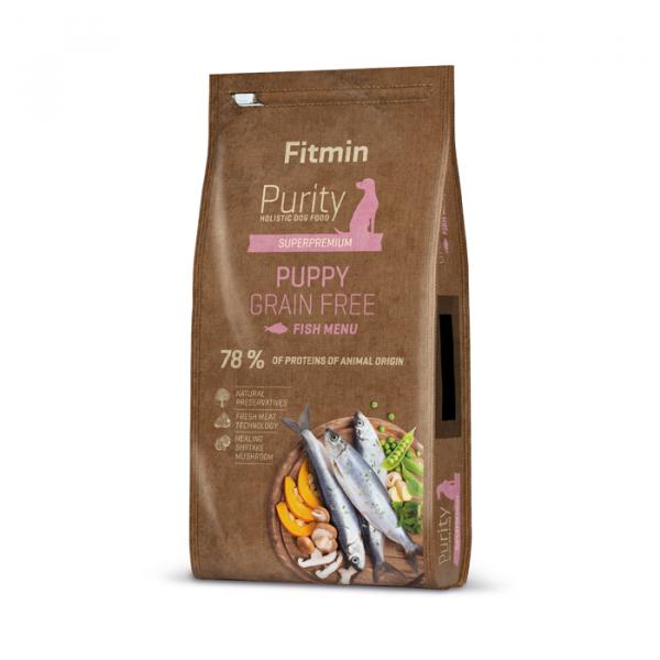 Fitmin Dog Purity Grain Free Puppy Fish – dla szczeniąt