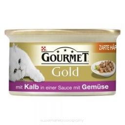 GOURMET GOLD Cielęcina z warzywami w sosie