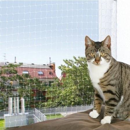 Trixie – siatka ochronna na balkon 3 x 2 m