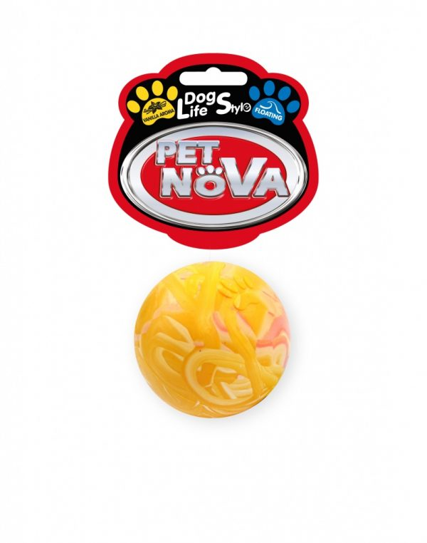 PET NOVA pływająca piłka – 5 cm