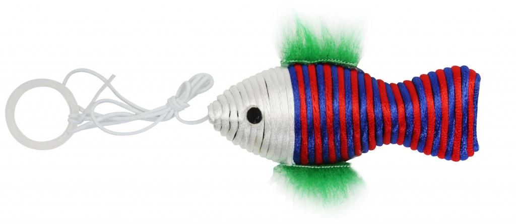 PET NOVA zabawka dla kota – kolorowa rybka