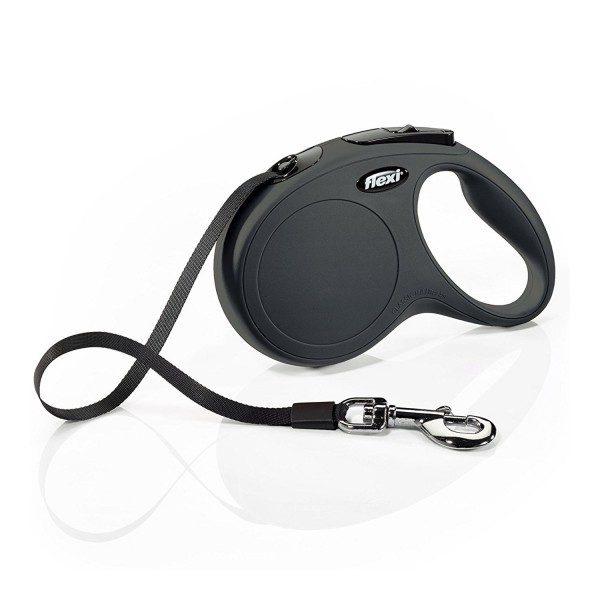 Flexi New Classic L- taśma 5m czarna