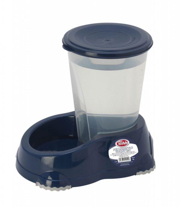 PET NOVA dozownik do wody 1,5l – granatowy
