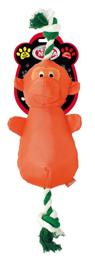 PET NOVA małpa pluszowa 35 cm
