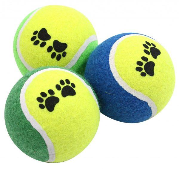 PET NOVA piłki tenisowe 3 szt