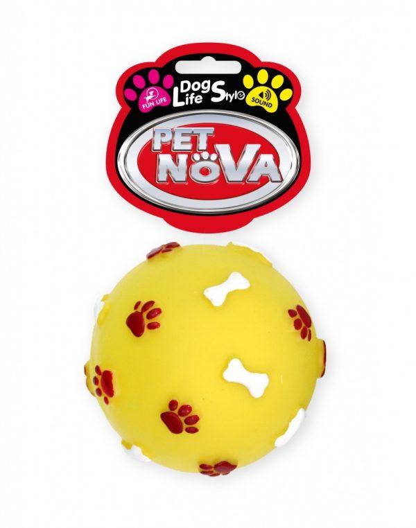 PET NOVA piłka w łapki 7,5cm