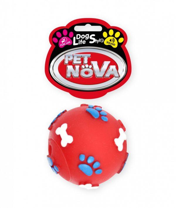 PET NOVA piłka w łapki 6cm