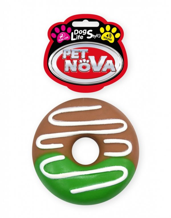 PET NOVA donut z polewą