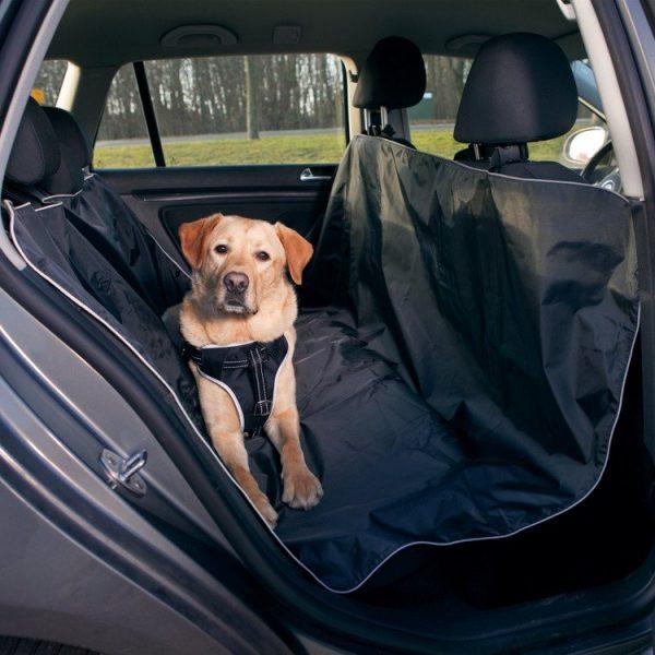TRIXIE mata na tylne siedzenie samochodu