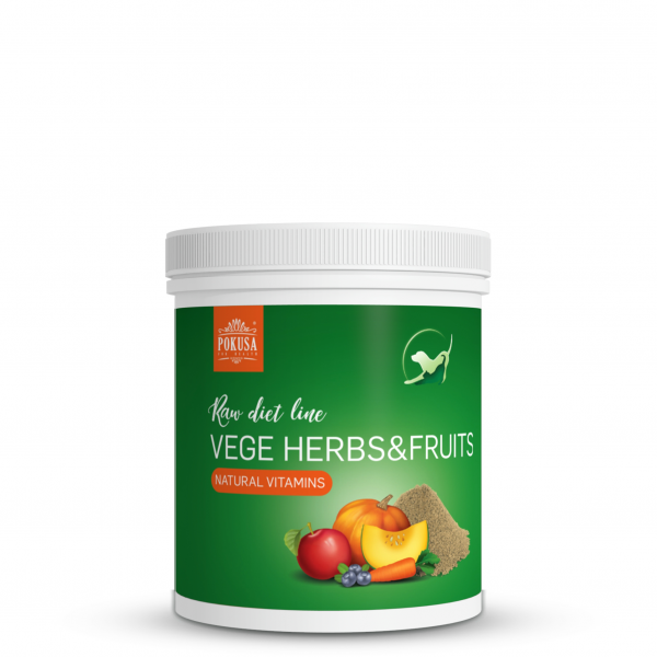 POKUSA VegeHerbs&Fruits
