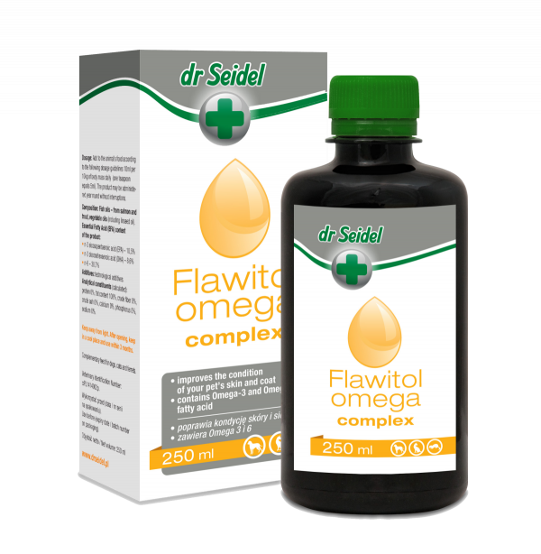 DR SEIDEL Flawitol Omega Complex